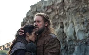 Картинка драма, Рассел Кроу, Russell Crowe, Noah, фильм-катастрофа, «Ной»