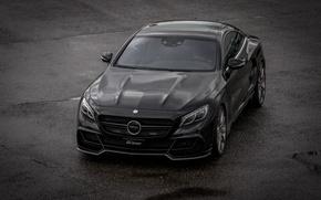 Обои 2015, fab design, mercedes-benz, s-klasse, coupe, c217