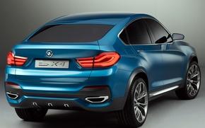 Картинка авто, Concept, BMW, концепт, задок