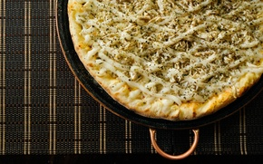 Картинка pizza, cream cheese, chicken pizza