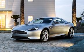 Обои car, wallpapers, aston martin db9, beautiful, automobile