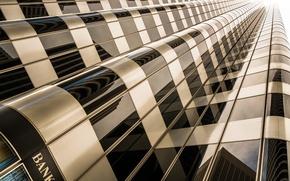 Обои архитектура, банк, Сан Франциско, США