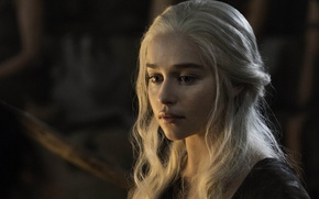 Картинка Game of Thrones, Игра престолов, Emilia Clarke, Эмилия Кларк, HBO, Season 6