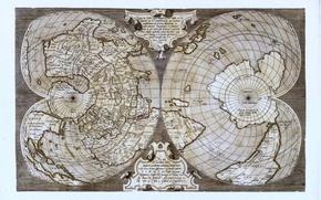 Обои экватор, monde salamanca, карта