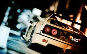 Картинка f40, автомобиль, ferrari