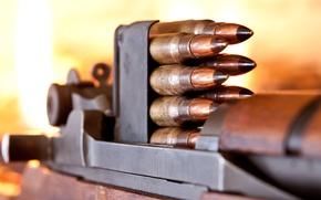 Картинка макро, патроны, карабин, M1 Carbine