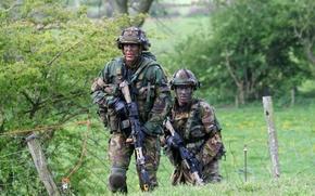 Картинка армия, солдаты, NATO, landmacht