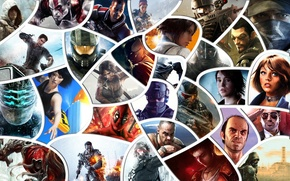 Картинка batman, Crysis, Halo, Call of Duty, Far Cry, stalker, bioshock, tomb raider, God of war, …