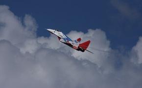 Картинка MiG-29, Стрижи России, МиГ-29