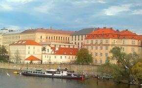 Картинка дома, Прага, Чехия, Карлов мост