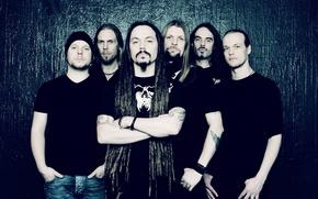 Картинка metal, death metal, progressive metal, Amorphis, finnish
