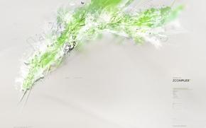 Обои зеленый, обоя, серый, фон, брызги