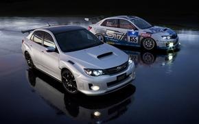 Картинка Subaru, WRX, STI, Tuning, JDM