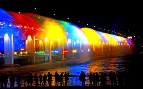 Картинка Seoul, Южная Корея, Сеул, fountain, фонтан, South Korea