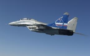 Обои миг-35, Fulcrum-F, легкий истребитель