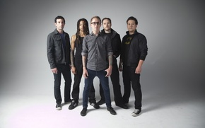 Картинка Pop Punk, Yellowcard, Ryan Key, Sean Mackin, Josh Portman, Ryan Mendez, Longineu Parsons III