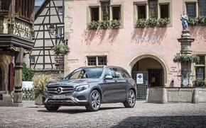 Обои Mercedes-Benz, мерседес, 0MATIC, 0015, Off-Road, GLC, X205