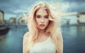 Картинка Girl, Hot, Model, Anna, Body, Female, Portait, Lods Frank