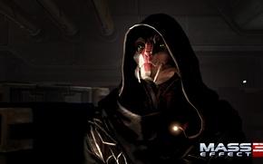 Картинка Mass Effect 3, DLC Omega, турианка, Найрин