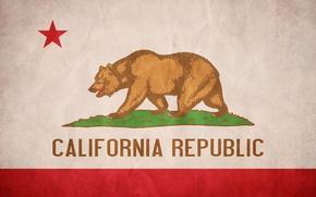 Картинка текстура, флаг, Калифорния, California, Flag