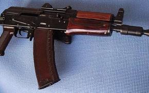 Картинка Оружие, Автомат, АКСУ-74