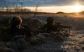 Картинка оружие, солдаты, Canadian Army