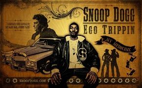 Картинка музыка, хип-хоп, gangsta, snoop dog