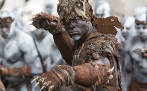 Обои Chief Mbonga, когти, The Jungle Book, Djimon Hounsou, Книга джунглей