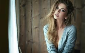 Картинка модель, портрет, макияж, Daniel Ilinca, Miss Claudia