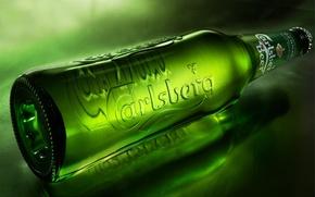 Картинка Пиво, бренд, beer, Carlsberg