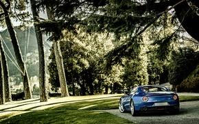 Картинка Ferrari, феррари, Berlinetta, Touring, 2015, Lusso