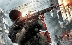 Картинка Call of Duty, Black Ops, M16