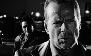 Картинка Bruce Willis, Город грехов, Michael Madsen