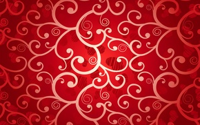 Картинка фон, сердечки, red, love, background, romantic, hearts, valentine