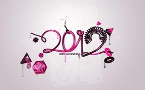 Картинка стиль, узоры, краски, colors, 2012, фигуры, style, patterns, 2560x1600, figures