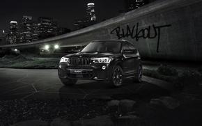 Картинка F25, кроссовер, BMW, бмв
