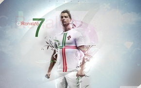 Картинка чемпион, Футболист, Роналдо, Cristiano ronaldo, секс символ
