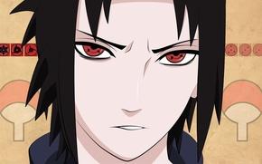 Картинка game, naruto, anime, boy, sasuke, sharingan, ninja, evil, uchiha sasuke, uchiha, Uchiha, manga, shinobi, naruto …