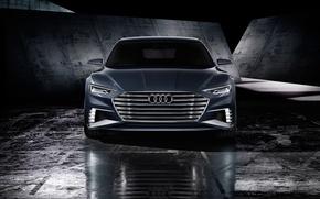 Картинка Concept, Audi, ауди, Avant, 2015, Prologue, авант, пролог
