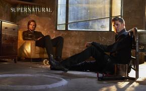 Картинка братья, Supernatural, Сверхъестественное, сэм, дин