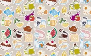 Картинка текстура, продукты питания, texture, food