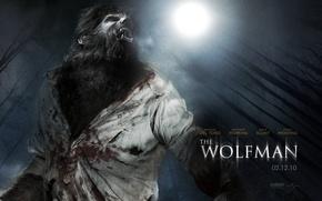 Обои 2010, оборотень, Человек-волк