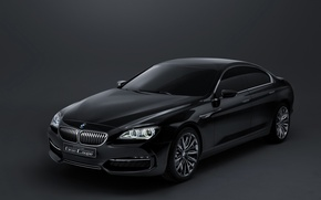 Обои bmw, concept, coupe, gran