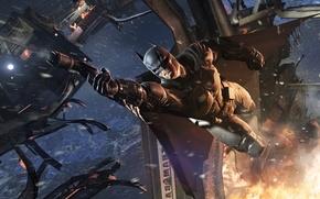 Картинка Batman, Бетмен, Arkham Origins