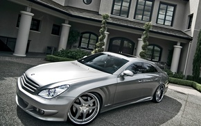 Картинка Mercedes-Benz, C219, мерседес, CNC, CLS-Class