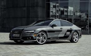 Картинка Concept, Audi, ауди, Sportback, 2015
