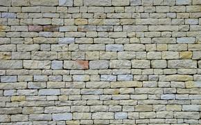 Картинка стена, краски, камень, кладка