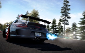 Картинка Cars, NFS Most Wanted 2012, Сидж, Porshe GT3