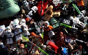 Обои star wars, lego, звёздные войны