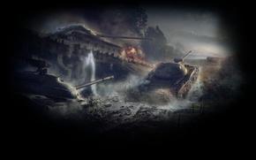 Картинка WoT, World of Tanks, Мир Танков, Ссср, Wargaming Net, Средние Танки, Советский Средний Танк, Объект …